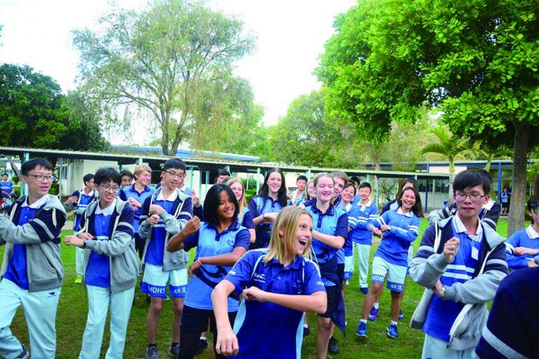 澳洲昆士蘭州教育部國際菁英學生領導統御暨學校體驗營   到現在還是會想念——