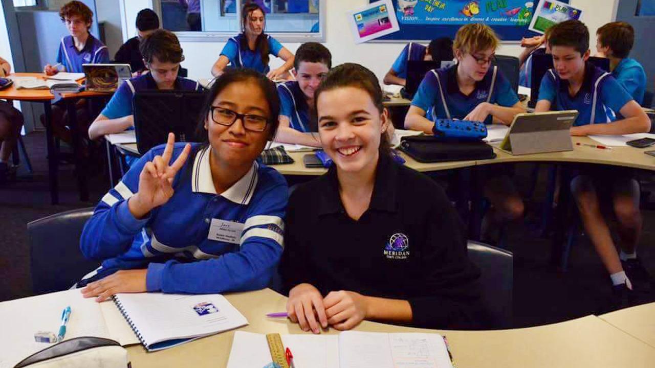 澳洲昆士蘭州教育部國際菁英學生領導統御暨學校體驗營 | 擁抱陽光