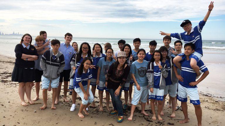 澳洲國際菁英學習體驗之旅   在東澳●遇見成熟