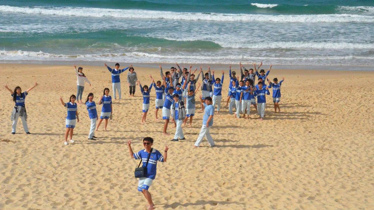 澳洲昆士蘭州教育部國際菁英學生領導統御暨學校體驗營