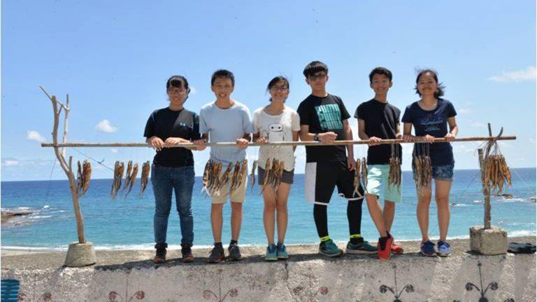 明道蘭嶼海蛇保育計畫   心之所向-那年夏天我們在蘭嶼