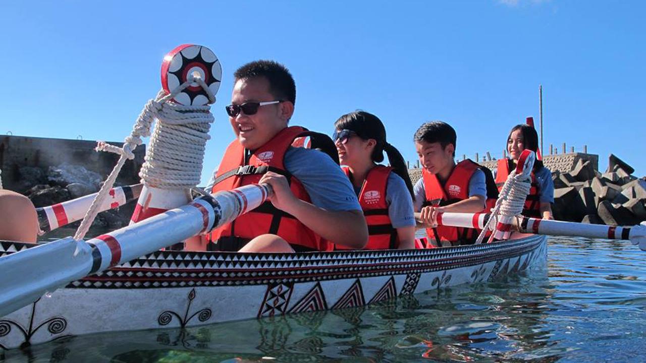 明道蘭嶼海蛇保育計畫 | Akma ka i-我的蘭嶼時代!