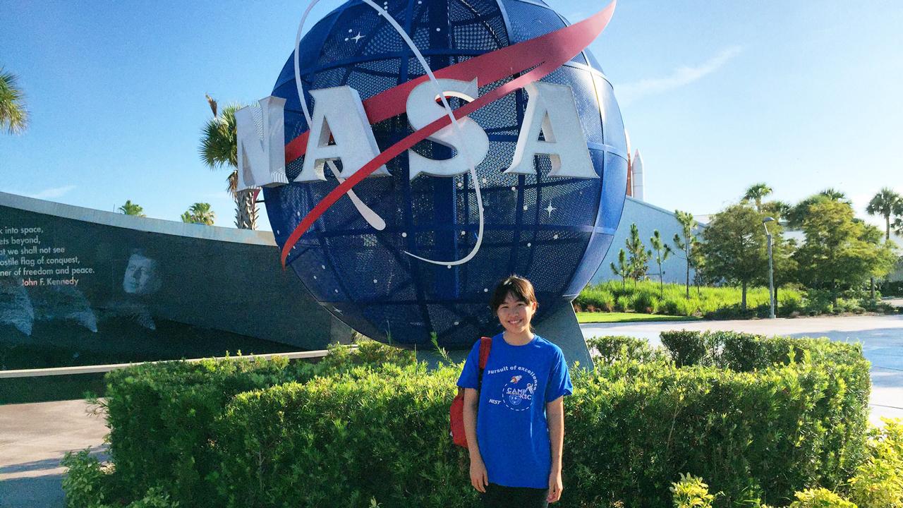 NASA與OSC未來科學探索營  | 發現,全新的自己