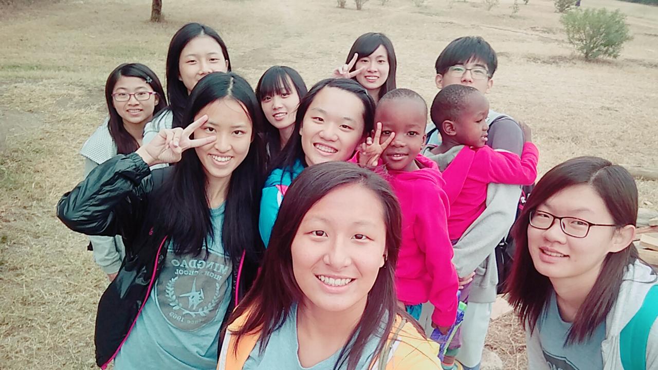 非洲坦尚尼亞國際志工服務學習