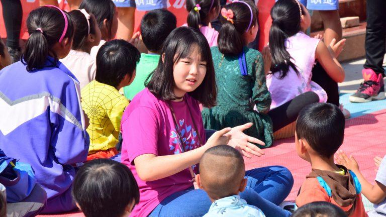 內蒙古志工服務學習   在內蒙遇見你們