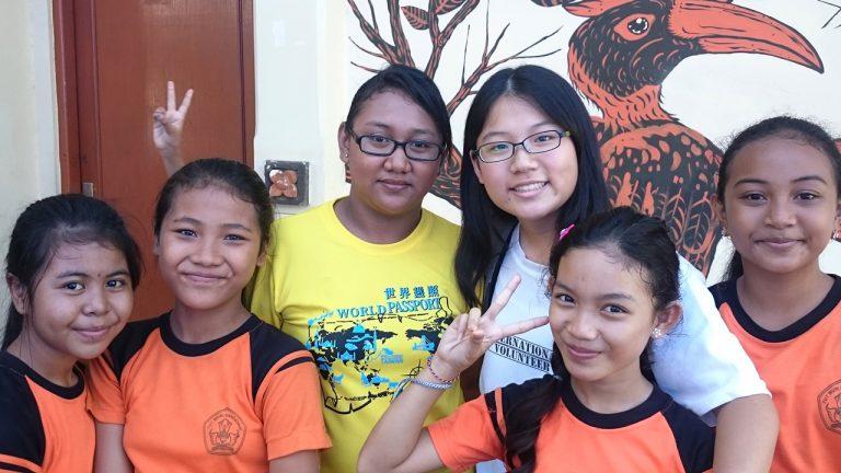 峇里島海龜保育暨文化志工服務學習   機會是留給想要爭取的人