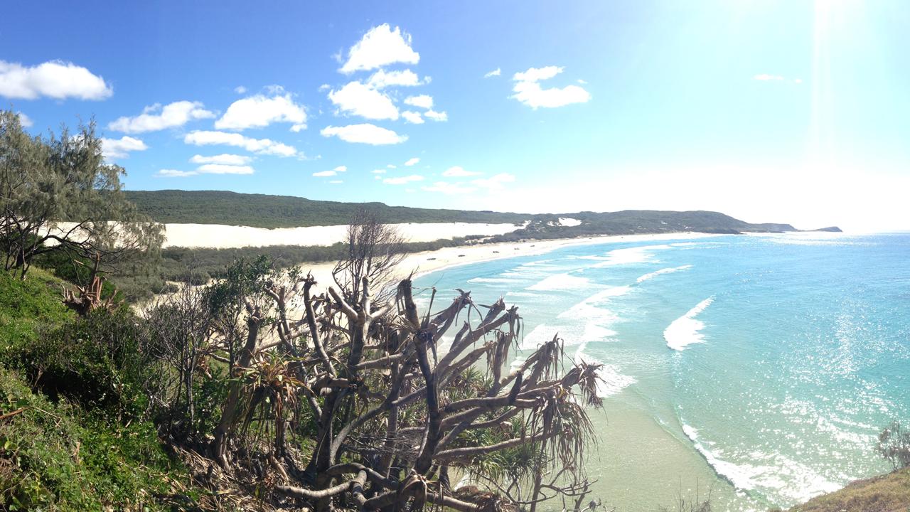 澳洲昆士蘭州教育部國際菁英學生領導統御暨學校體驗營 | 屬於澳洲東岸的幸福——費沙島