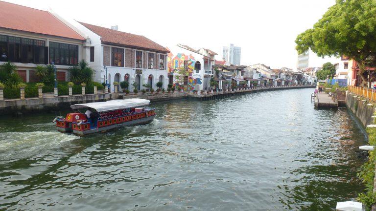 馬來西亞生態環境與多元文化及服務體驗   盛夏.遇見.大紅花