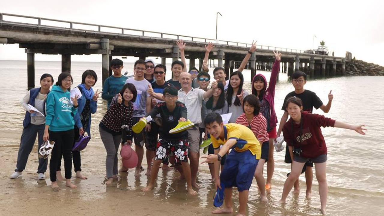 澳洲昆士蘭州教育部國際菁英學生領導統御暨學校體驗營   校澳江湖