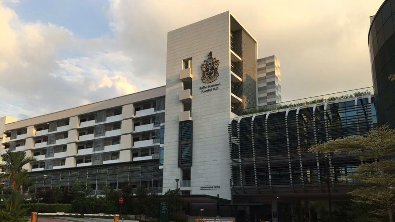 高中生新加坡萊佛士書院主題式深度交流