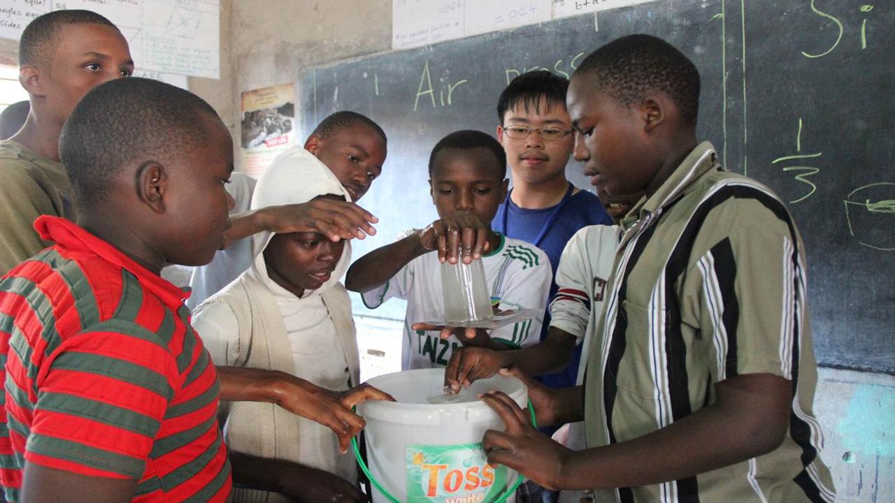 2013非洲肯亞國際志工服務學習 | 沒有紅綠燈的國度
