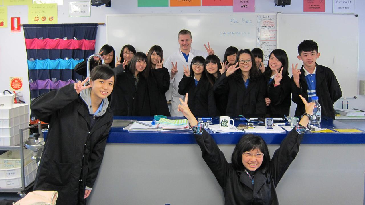 澳洲國際菁英學生學習體驗之旅 | 臺灣、澳洲大不同