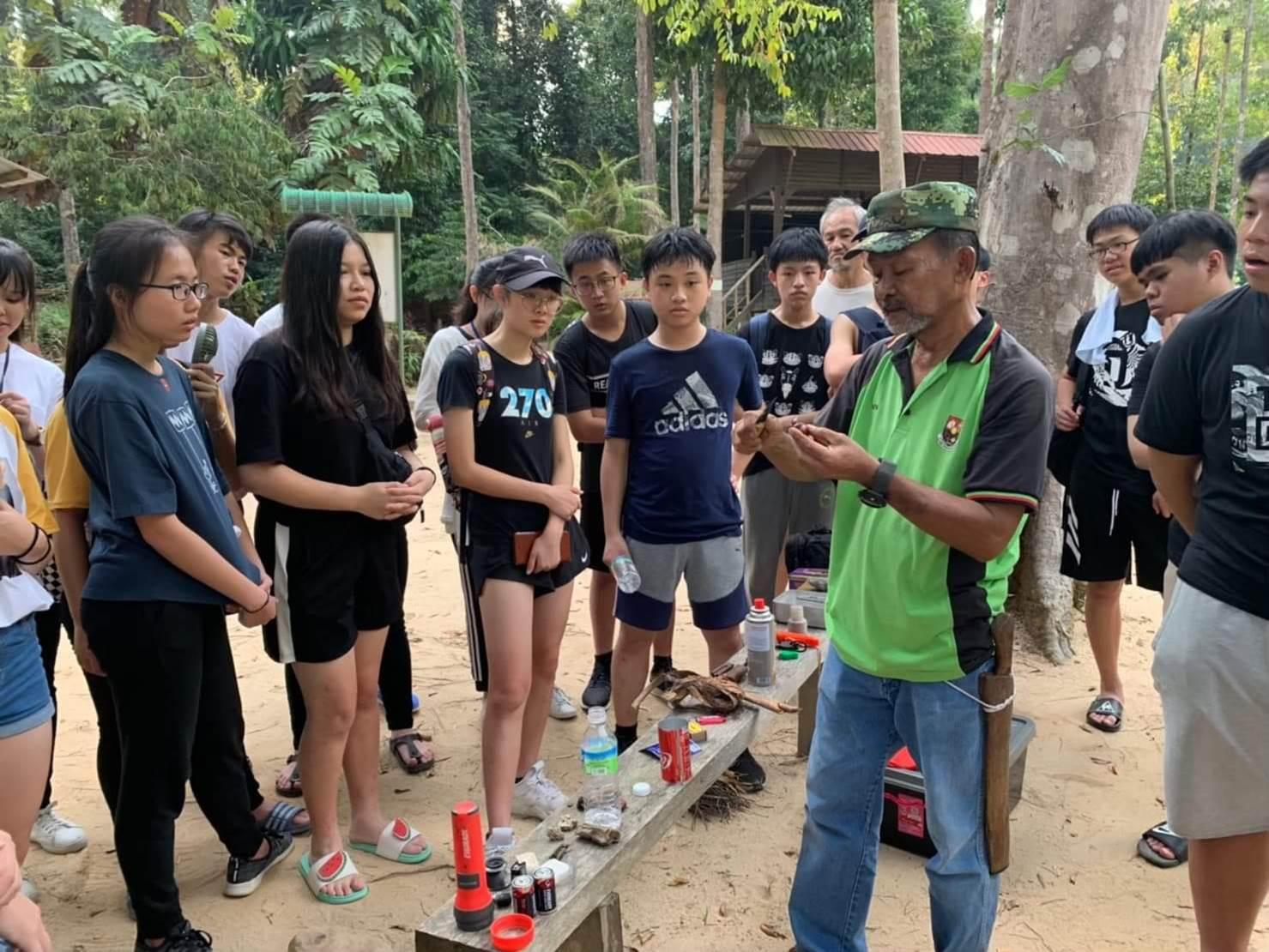 2019馬來西亞國際志工服務│盛夏的熱情,使我們成長