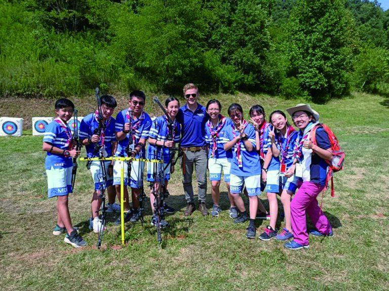2019北美世界童軍大露營 │ 最珍貴的青春印記