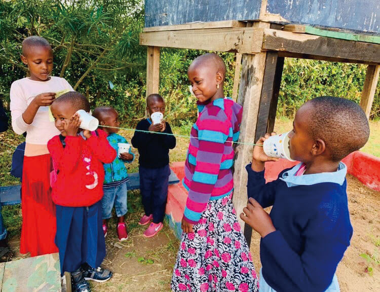 2019非洲坦尚尼亞國際志工服務學習 │ 世界彼端的邂逅