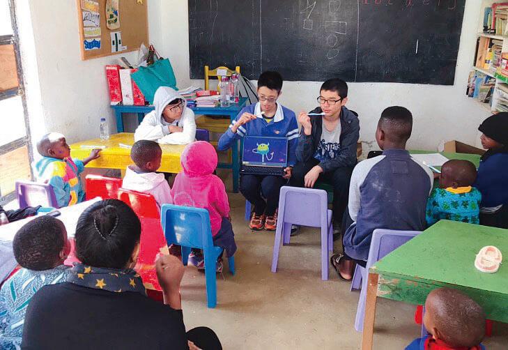 2019非洲坦尚尼亞國際志工服務學習 │ 一次改變人生的交流